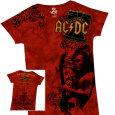 Juniors: AC/DC - Problem Child T-shirt til damer (tætsiddende)
