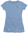 Juniors: Star Trek - Science Uniform T-Shirt