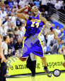 Kobe Bryant Game Five of the 2009 NBA Finals Fotografa