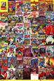Marvel, tegneserier Posters