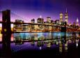 Puente de Brooklyn, Nueva York Póster de gran tamaño