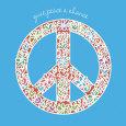 Give Peace a Chance Kunsttryk af Erin Clark