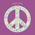 Imagine Peace Kunsttryk af Erin Clark