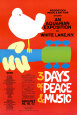 Woodstock Festival Posters