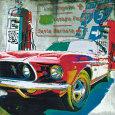 Cars (dekorativ kunst) Posters