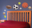 Sports Wall Decals Posters