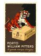 Port Wine Tiger Lámina