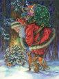 Papá Noel Posters