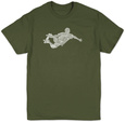 Skateboarding T-Shirts Posters