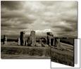Stonehenge UMĚNÍ NA AKRYLU od Judith Bartos