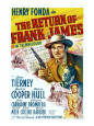 Buy The Return of Frank James (1940) at AllPosters.com