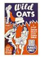 Wild Oats, Poster Art, 1940 Photo