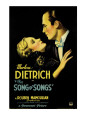 Marlene Dietrich (Films) Posters