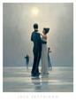 Dance Me to the End of Love, Vettriano Umělecká reprodukce od Jack Vettriano