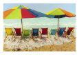 Beach Scenes (Decorative Art) Posters