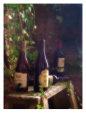 Vin, stilleben, Dekorativ kunst Posters