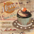 Baking Sign I Art Print by Paul Brent