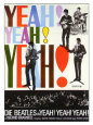 A Hard Day's Night, German Movie Poster, 1964 Giclée-tryk