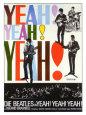 A Hard Day's Night, German Movie Poster, 1964 Giclée-tryk