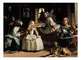 Las Meninas (The Maids of Honor) - detail, 1656 Lámina giclée por Diego Velázquez