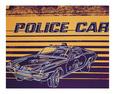 Police Car, c.1983 Lámina giclée por Andy Warhol