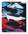 Diamond Dust Shoes, c.1980-81 (Parallel) Giclée-tryk af Andy Warhol