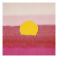Sunset, c.1972 (hot pink, pink, yellow) reproduction procd gicle par Andy Warhol