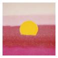 Denizde Günbatımı, Güzel Sanatlar Posters
