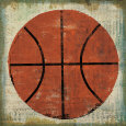 Basket-ball - art Posters