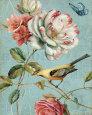 Spring Romance I Kunsttryk af Lisa Audit