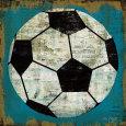 Ball IV Kunsttryk af Mo Mullan