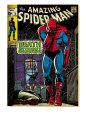 Spider-Man (retro Marvel) Posters