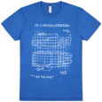 Back to the Future - Schematic T-Shirt