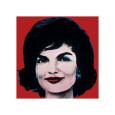 Jackie O (Warhol) Posters