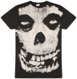 The Misfits -  All Over Skull T-Shirt