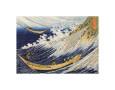 Ocean Waves Digitálně vytištěná reprodukce od Katsushika Hokusai