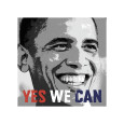Barack Obama: Yes We Can Giclée-tryk