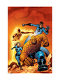 Human Torch Posters