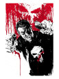 Punisher Character (Marvel Collection) Posters