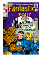 Fantastic Four (Marvel Vintage) Posters