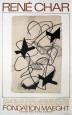 Rene Char Kunsttryk af Georges Braque