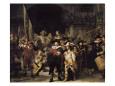Rembrandt Van Rijn Posters