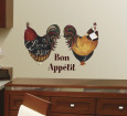 Roosters (Decorative Art) Posters