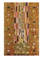 Frieze Wallstickers af Gustav Klimt