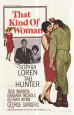 Buy That Kind Of Woman (1959) at AllPosters.com