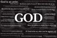 God Quotes Plakat