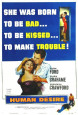 Buy Human Desire (1954) at AllPosters.com