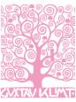 Pink Tree of Life Birinci Sınıf Giclee Baskı ilâ Gustav Klimt