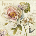 Floral Collage (Decorative Art) Posters
