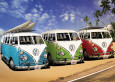 VW-Bus Poster
